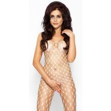 Bodystocking BS 001 White (Passion)