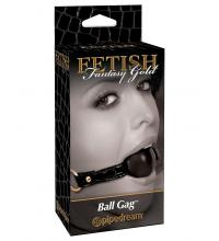 Кляп Ball Gag Fetish Fantasy Gold