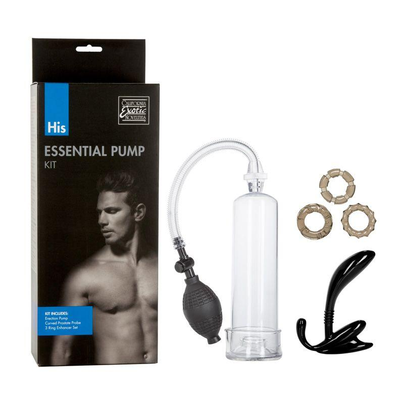 Мужской набор His Essential Pump Kit. Jero.kz