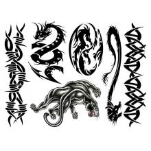 Tattoo Set For  Guys