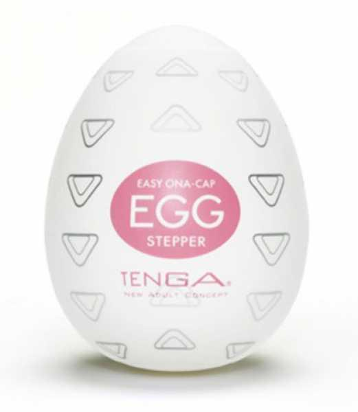 Мастурбатор Tenga EGG - Stepper. Jero.kz
